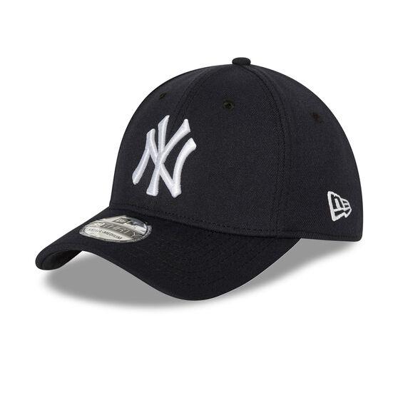 New York Yankees New Era 39THIRTY Team Hits Cap Navy M / L Navy M / L, , rebel_hi-res