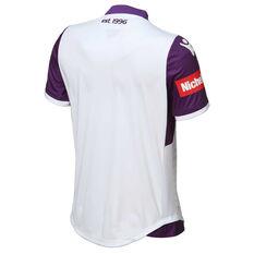 Perth Glory 2018 / 19 Kids Away Jersey Purple 4XS, Purple, rebel_hi-res