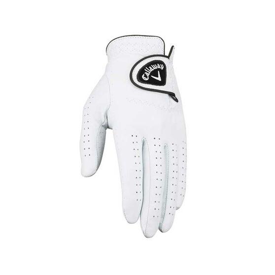 Callaway Dawn Patrol Mens Golf Glove, White, rebel_hi-res