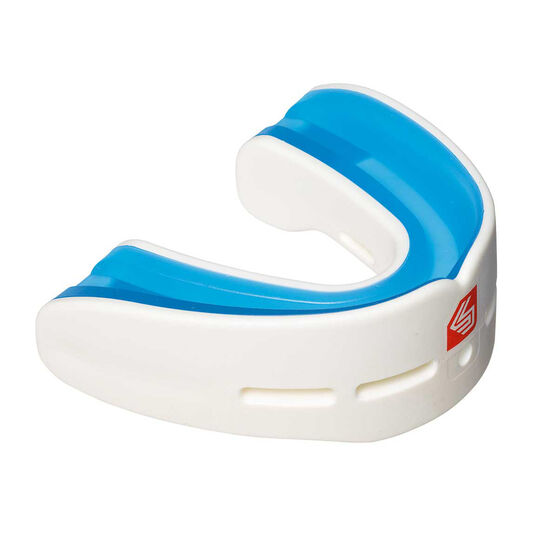Shock Doctor Nano Flight Double Mouthguard White, , rebel_hi-res