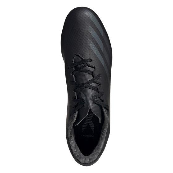 adidas X Ghosted.4 Football Boots Black US Mens 6 / Womens 7, Black, rebel_hi-res