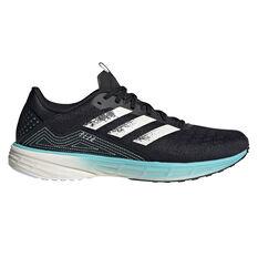 adidas Primeblue SL20 Mens Running Shoes, Grey/Blue, rebel_hi-res