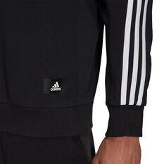 adidas Mens FI Sweatshirt, Black, rebel_hi-res