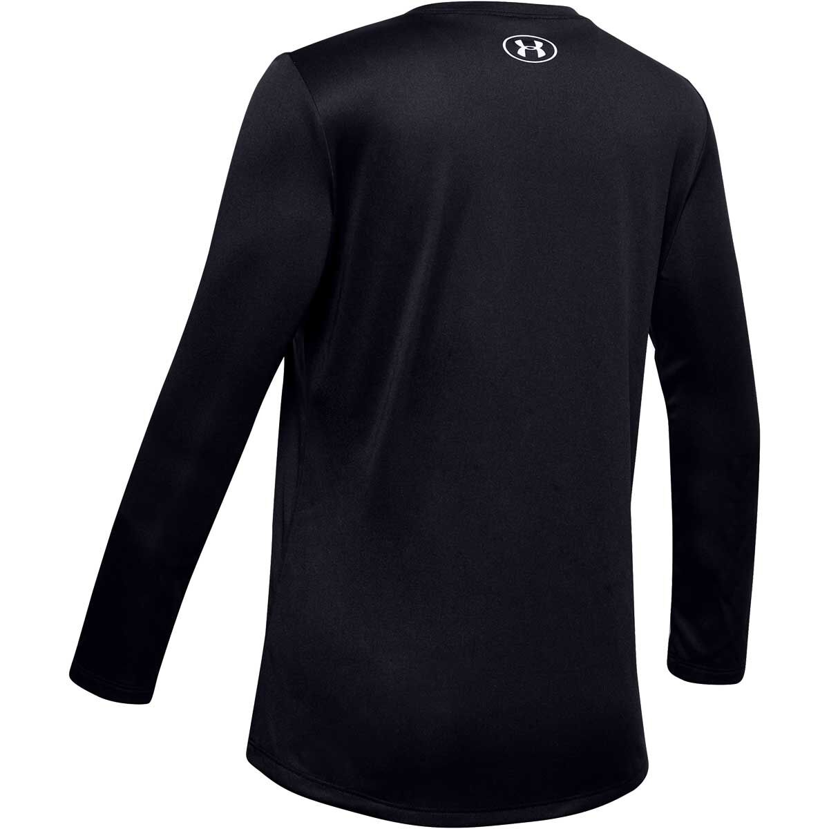 NWT Under Armour GIRL/'S Power in Pink Medium Large Long Sleeve Top