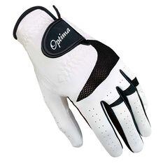 Optima XTD All Weather Golf Glove White / Black S, White / Black, rebel_hi-res