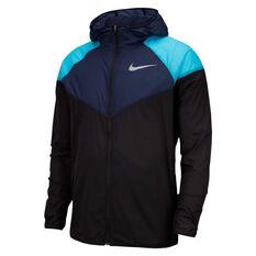 Nike Mens Sportswear Windrunner Jacket Black S, Black, rebel_hi-res