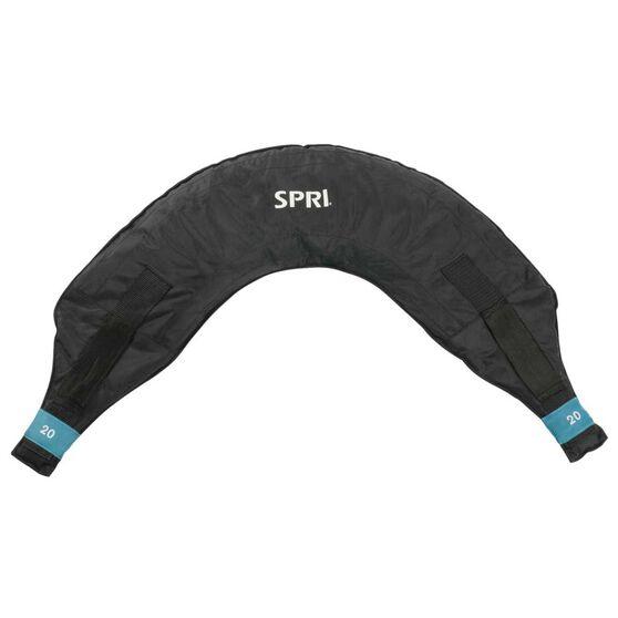 SPRI 9.1kg Cross Train Fit Bag Black, , rebel_hi-res
