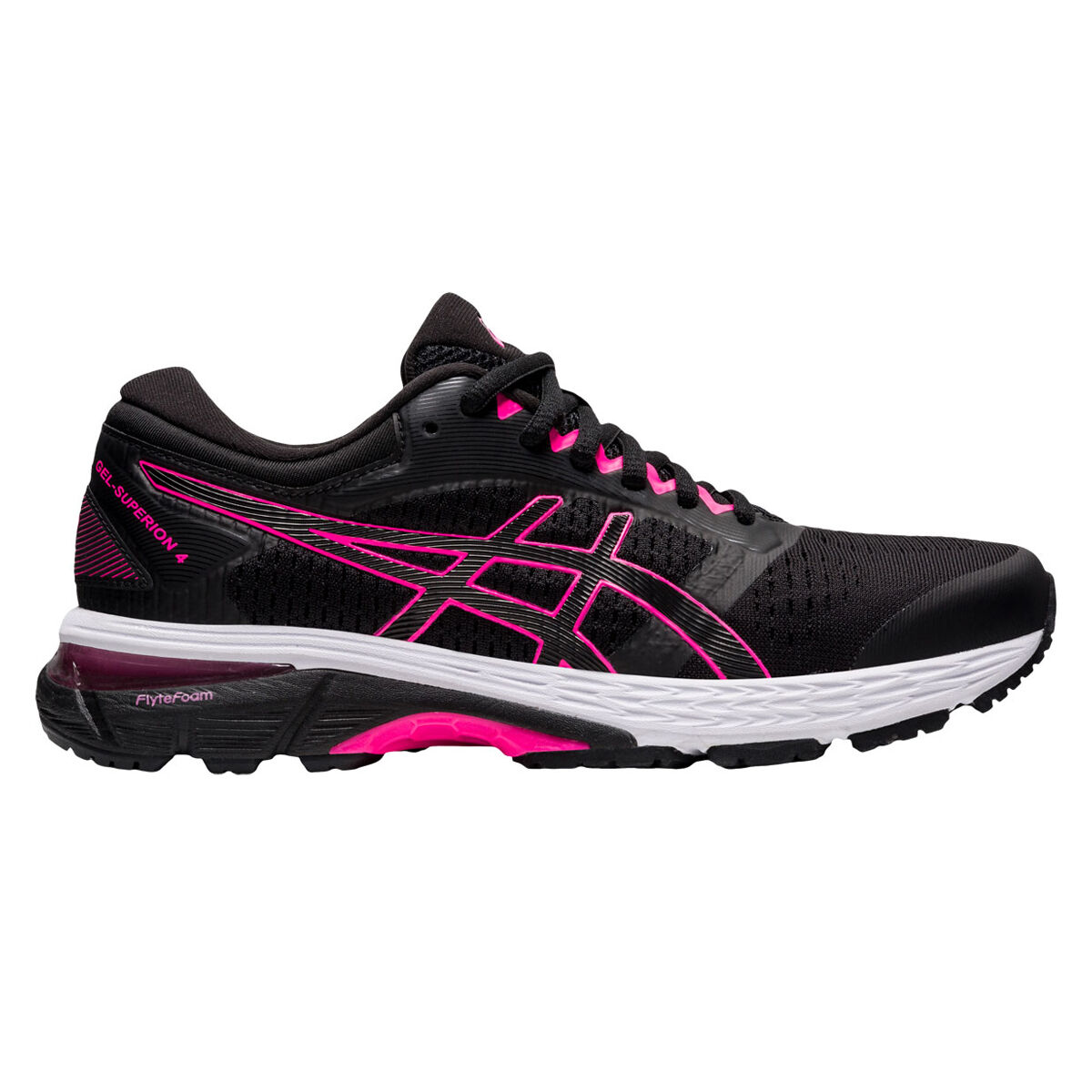 Asics GEL Superion 4 Womens Running Shoes   Thesommelierchef Sport