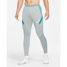 Nike Mens Dri-FIT Strike Soccer Pants Grey XS, Grey, rebel_hi-res