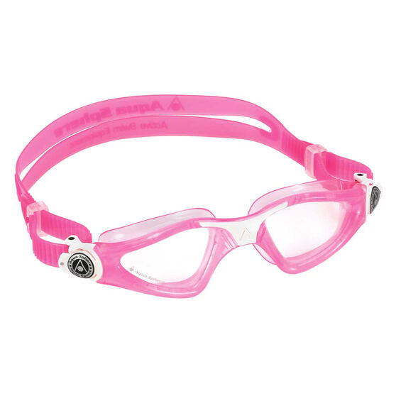 Aqua Sphere Kayenne Junior Clear Swim Goggles, , rebel_hi-res