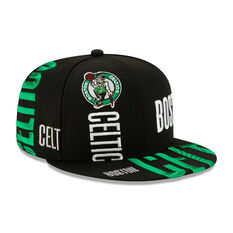 Boston Celtics 2019/20 New Era Tip Off 9FIFTY Cap, , rebel_hi-res