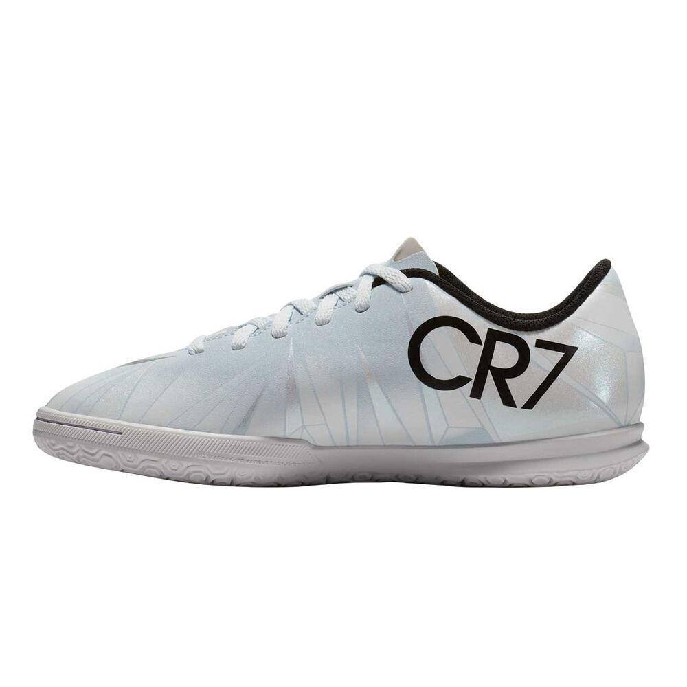 Nike Mercurialx Vortex Iii Cr7 Junior Indoor Soccer Shoes Black