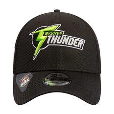 Sydney Thunder New Era 39THIRTY Training Cap Green S / M, Green, rebel_hi-res