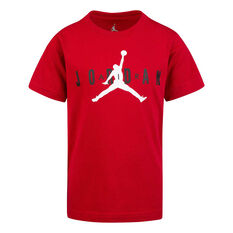 Nike Boys Jordan Jumpman Branded Tee, Red, rebel_hi-res