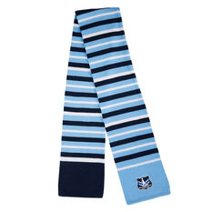 NSW Blues State of Origin 2019 Stripe Scarf, , rebel_hi-res