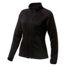 Tahwalhi Womens Shepard Ski Jacket Black 8, Black, rebel_hi-res