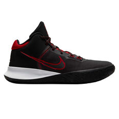 Nike Kyrie Flytrap 4 Mens Basketball Shoes Black US 5.5, Black, rebel_hi-res