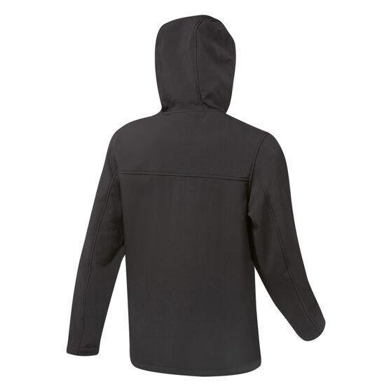 Tahwalhi Mens Panorama Softshell Ski Jacket, Black, rebel_hi-res