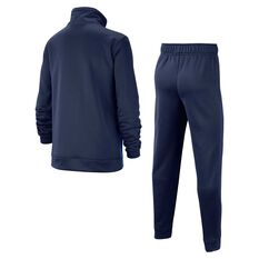Nike Boys Core Tracksuit Navy / White XS, Navy / White, rebel_hi-res