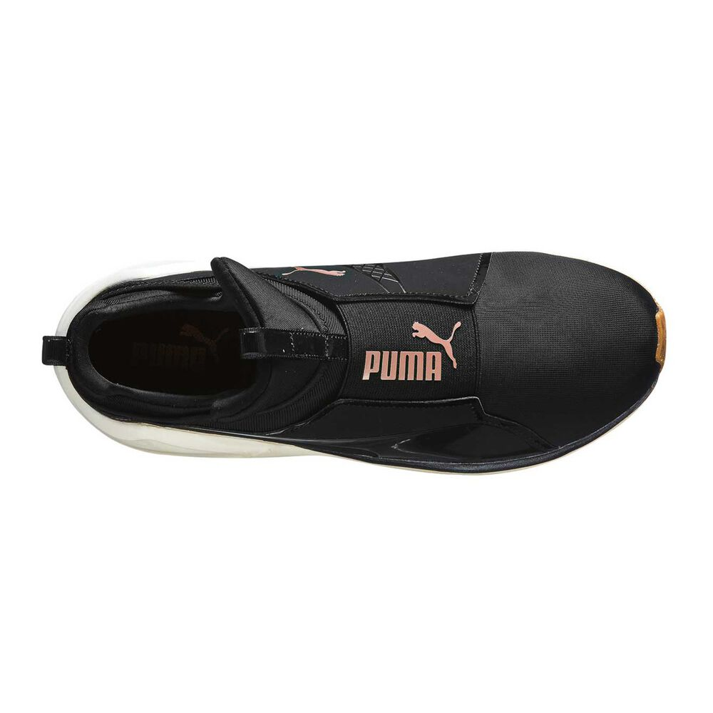 7ddcd60d9c02 Puma Fierce Velvet Rope Womens Training Shoes Black   White US 6 ...