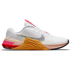Nike Metcon 7 X Womens Training Shoes White/Black US 6, White/Black, rebel_hi-res
