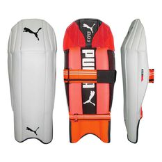 Puma evo 3 Wicketkeeping Pads Mens, , rebel_hi-res
