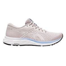 Asics GEL Excite 7 Womens Running Shoes Pink/White US 6.5, Pink/White, rebel_hi-res
