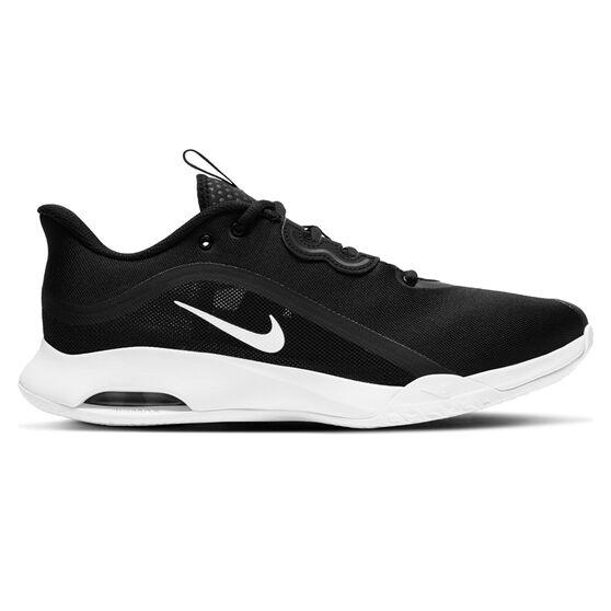 NikeCourt Air Max Volley Hardcourt Mens Tennis Shoes, Black/White, rebel_hi-res