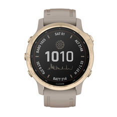 Garmin Fenix 6S Pro Solar Smartwatch, , rebel_hi-res