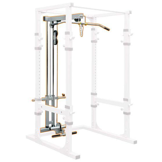 Impulse Fitness Power Cage Lat Attachment, , rebel_hi-res