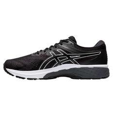 Asics GT 2000 8 Mens Running Shoes Black / White US 7, Black / White, rebel_hi-res