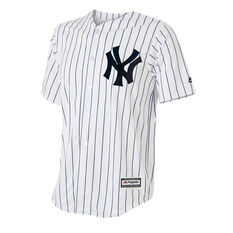 New York Yankees Mens Home Jersey White S, White, rebel_hi-res