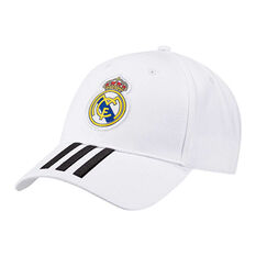Real Madrid CF 2018 / 19 3-Stripes Cap, , rebel_hi-res