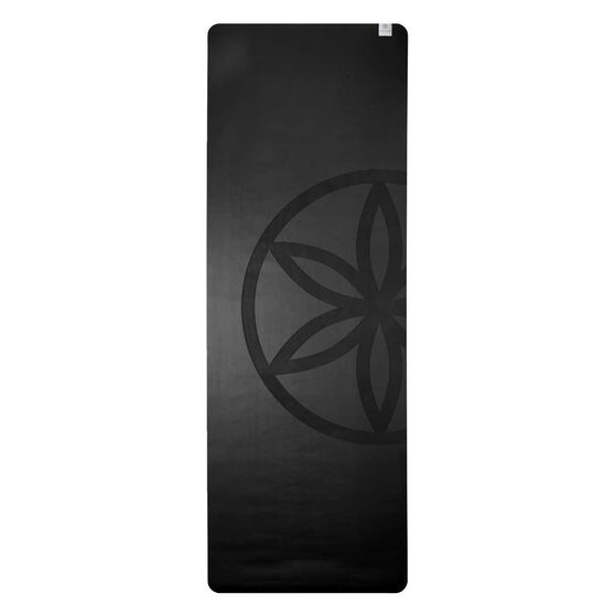 Gaiam Dry Grip Yoga Mat 4mm, , rebel_hi-res