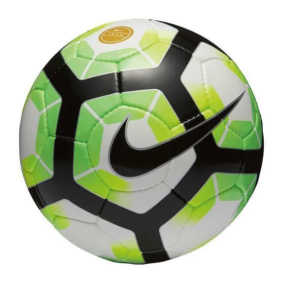 f397f5e5b419e Nike Premier FIFA Soccer Ball White   Silver 5