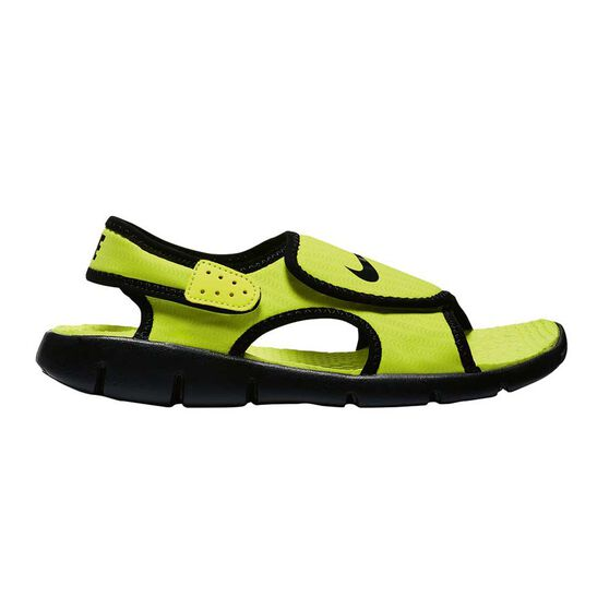 371871f085bce Nike Sunray Adjustable 4 Junior Boys Sandals Volt yellow US 3 ...
