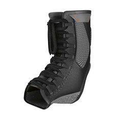 Shock Doctor 849 Ultra Gel Lace Ankle Support Black S, Black, rebel_hi-res