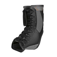 Shock Doctor 849 Ultra Gel Lace Ankle Support Black S, Black, rebel_hi-res