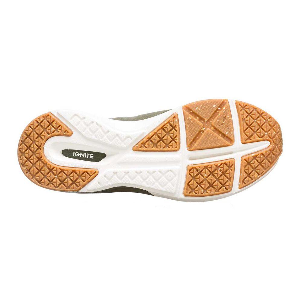 a9bd3403a9a762 Puma Pulse Ignite XT Womens Casual Shoes Green   White US 6