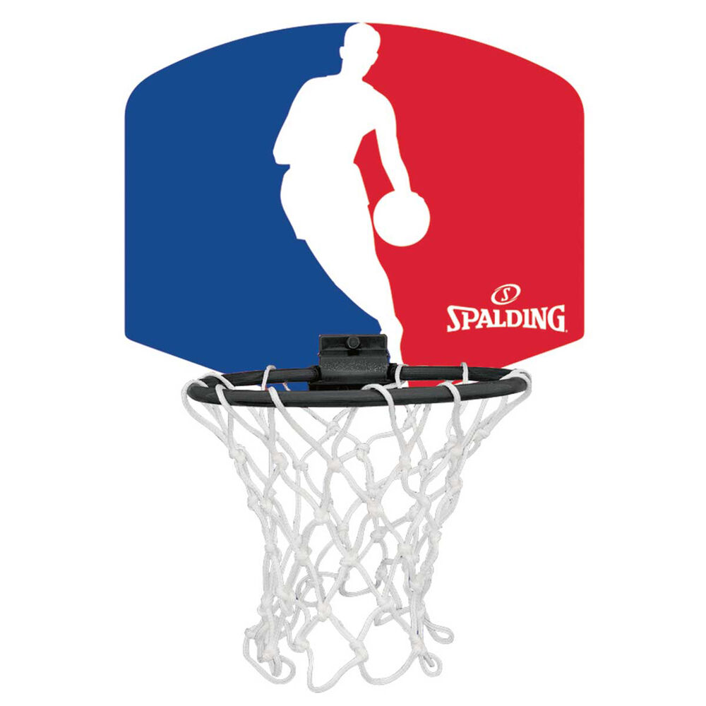 Spalding NBA Logoman Mini Basketball Backboard  dc7a7e1e7f