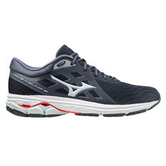 Mizuno Wave Kizuna 2 Mens Running Shoes Black/Red US 8, Black/Red, rebel_hi-res