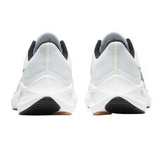 Nike Winflo 8 Premium Womens Running Shoes, White/Black, rebel_hi-res