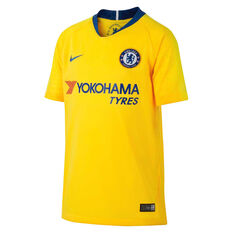Chelsea FC 2018 / 19 Kids Away Jersey, , rebel_hi-res