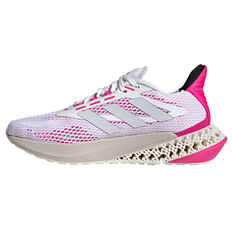 adidas 4DFWD Pulse Womens Running Shoes White US 6, White, rebel_hi-res