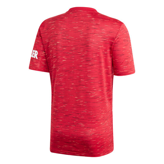 Manchester United 2020/21 Mens Home Jersey, Red, rebel_hi-res