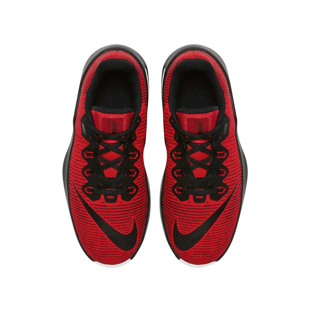 e5abcaf03d Nike Air Max Infuriate II Boys Basketball Shoes Red / Black US 4, Red /