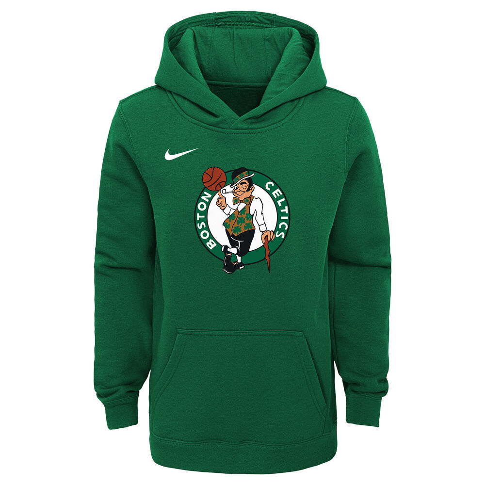 quality design 83b71 8019c Nike Youth Boston Celtics Hoodie