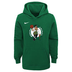 Nike Youth Boston Celtics  Hoodie Green S, Green, rebel_hi-res