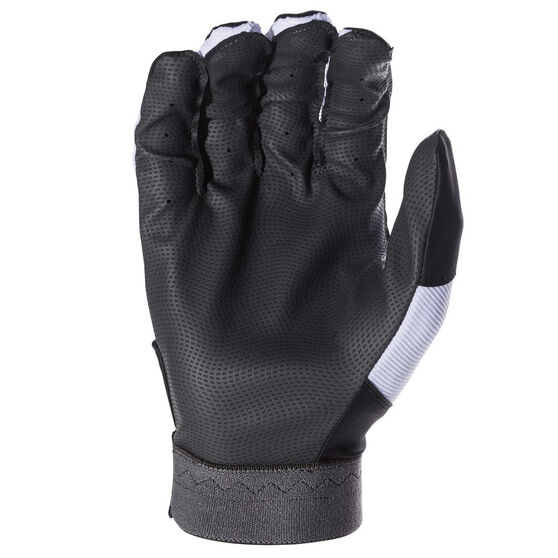 Franklin Flex Youth Batting Glove, White, rebel_hi-res