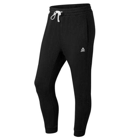 Reebok Mens Training Essentials Logo Jogger Pants, , rebel_hi-res